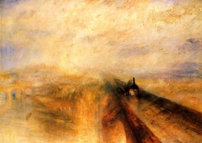 10-Joseph Mallord William Turner (baptised 14 May 1775 – 19 December 1851)