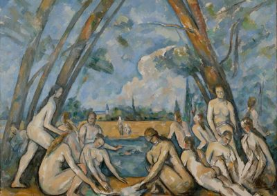 15-Paul Cézanne (19 January 1839 – 22 October 1906)