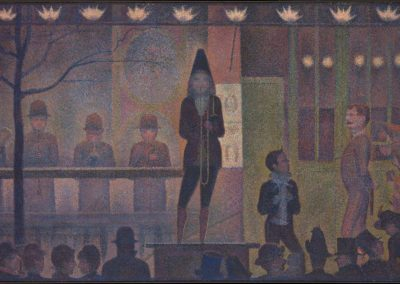 17-Georges Seurat (2 December 1859 – 29 March 1891)