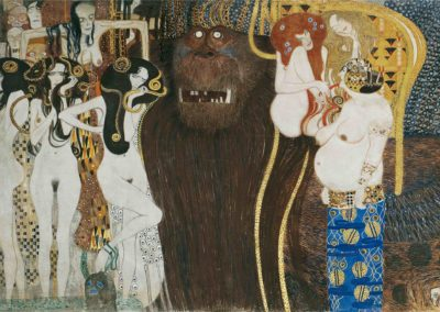 21-Gustav Klimt (July 14, 1862 – February 6, 1918)