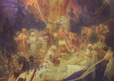 24-Alphonse Mucha (24 July 1860 – 14 July 1939)