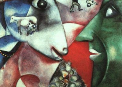 25-Marc Chagall (24 June] 1887 – 28 March 1985)
