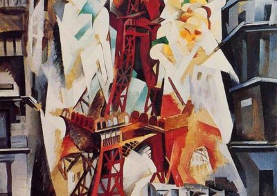 26-Robert Delaunay (12 April 1885 – 25 October 1941)