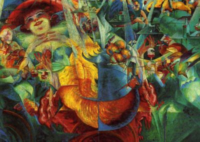 29-Umberto Boccioni (19 October 1882 – 17 August 1916)