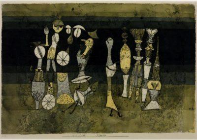 38-Paul Klee (18 December 1879 – 29 June 1940)